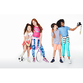 Up to 60% On Kids' Apparel, Shoes, and Accessories
