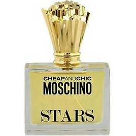 Cheap & Chic Stars By Moschino Perfume for Women EDP 3.3 / 3.4 Oz New Tester