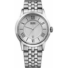Hugo Boss Epitome Silver Dial Stainless Steel Men's Watch 1512427 7612718400756