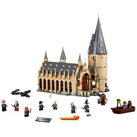 Hogwarts™ Great Hall 75954 | Harry Potter™ | Buy Online At The Official LEGO® Shop US