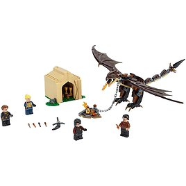 Hungarian Horntail Triwizard Challenge 75946   Harry Potter™   Buy Online At The Official LEGO® Shop US
