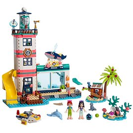 Lighthouse Rescue Center 41380   Friends   Buy Online At The Official LEGO® Shop US