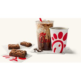 Chick-fil-A Is Adding Brownies, Coffee, and Mocha Cold Brew to Their Menu