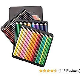 Keyshow 72 Count Set-Soft Core Pre-Sharpened Drawing Pencils