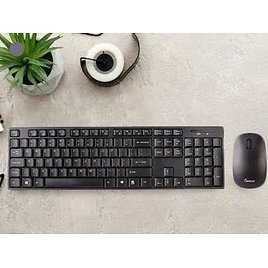 Impecca Wireless Keyboard and Mouse Combo