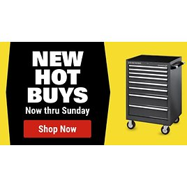 Up to 90% Off Hot Buys Harbor Freight Sale