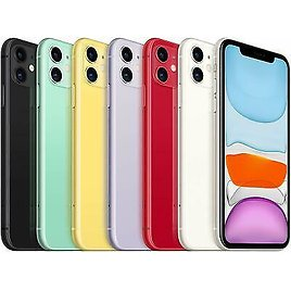 Apple IPhone 11 64GB 4G LTE GSM (T-Mobile/ Mint/ Ultra/ Metro) Smartphone FRB