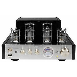 Fir Rockville BluTube 70w Tube Amplifier/Home Theater Stereo Receiver w/ Bluetooth