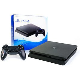 Sony PS4 Slim Console 500GB + NEW Subsonic Wired Controller Playstation 4