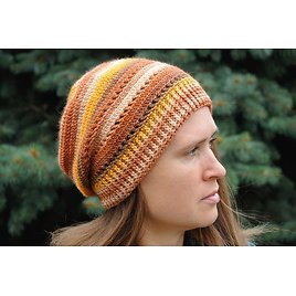Travel Gift Birthday Gift|for|her Clothing Gift for Hippie Gift for Women Slouch Beanie Womens Hat Brown Crochet Hat Orange Hat Slouchy Hat