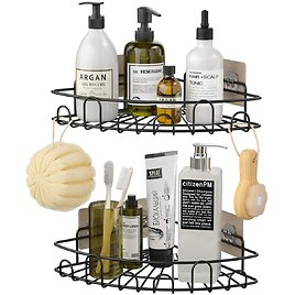 Save 30% On Shower Caddy with Promo Code 306KQYMF On Amazon.com