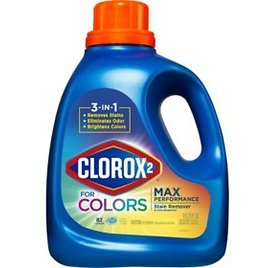 Clorox 2 for Colors - Max Performance Stain Remover and Color Brightener (112.75 Oz.) - Sam's Club