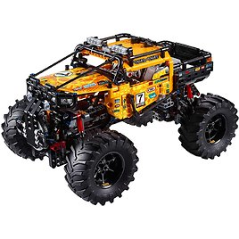 4X4 X-treme Off-Roader 42099 | Powered UP | Buy Online At The Official LEGO® Shop US