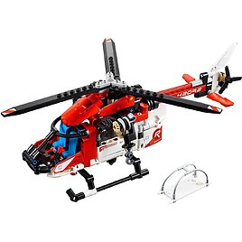 Rescue Helicopter 42092 | Technic™ | Buy Online At The Official LEGO® Shop US
