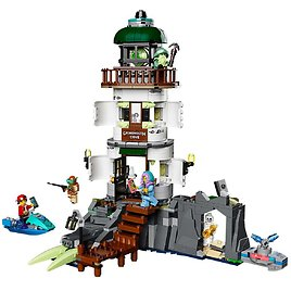The Lighthouse of Darkness 70431 | Hidden Side | Buy Online At The Official LEGO® Shop US