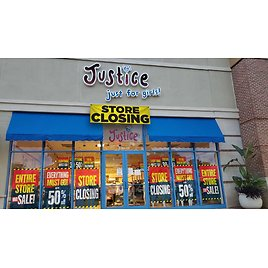 Justice Stores Closing 2020: More Locations to Close As Part of Ascena Retail Group Bankruptcy. See The New List.