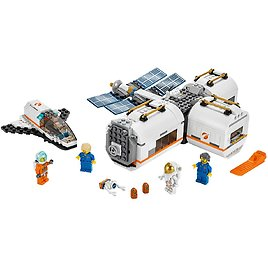 Lunar Space Station 60227 | City | Buy Online At The Official LEGO® Shop US