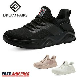DREAM PAIRS Women's Breathable Athletic Sports Sneakers Tennis Running Shoes