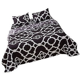 4pcs Stretch Breathable Bedding Sets Pillowcases Cover of Mattess & Quilt Twin