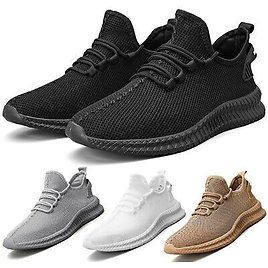 Men's Casual Shoes Running Walking Athletic Sports Jogging Tennis Gym Sneakers