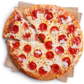 Today Only! Free Large Pizza