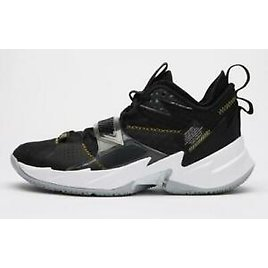Nike Why Not Zer0.3 PF Cushioning Authentic Sports Black Shoes - CD3002-001