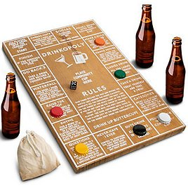 Hammer + Axe Drinkopoly Game