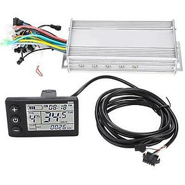 Waterproof LCD Display Panel Electric Bike E-bike Scooter Brushless Controller