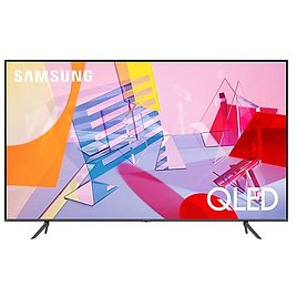 """Exclusive! Samsung Q60T 75"""" QLED 4K UHD HDR Smart TV with 2-Year Warranty"""