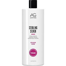 AG Hair Colour Care Sterling Silver Toning Conditioner | Ulta Beauty