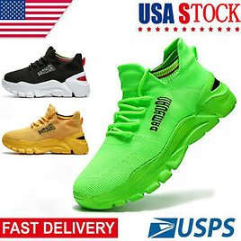 Men's Athletic Sneakers Fashion Sports Running Tennis Shoes Outdoor Jogging Sock