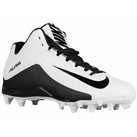 Nike Men's Alpha Strike 2 3/4 Football Cleats New Without Box
