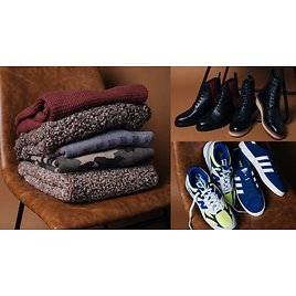 Up to 75% Off Men's Fall Styles Sale   6pm