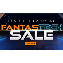 Now Live! 7th Annual Newegg FantasTech Sale
