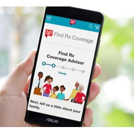 """Walgreens Launches """"Find Rx Coverage Advisor"""""""
