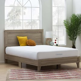 Linenspa Cotton Terry Mattress Top Protection-Hypoallergenic-Waterproof-Blocks Dust Mites, Allergens, Accidents Protector, Twin, White