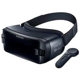 Samsung Gear VR 2017 With Controller Sm-r324 99p Start for Sale Online