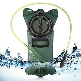 Drinking Backpack Durable TPU Bicycle Camel Water Bladder Bag for Outdoor Sports
