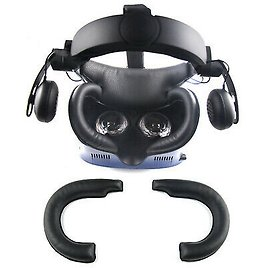 Foam Replacement Sweat-proof Eye Mask Cover Pad for HTC VIVE Cosmos VR Headset Z