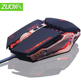 US $8.08 70% OFF|ZUOYA USB Wired Gaming Mouse 7 Buttons Optical LED Computer Game Mice for PC Laptop Notebook Gamer|Mice| - AliExpress