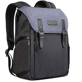 Camera Backpack Shockproof Bag Case for DSLR/SLR/Mirrorless Camera with Laptop Compartment, Rain Cover, Tripod Holder$47 Shipped