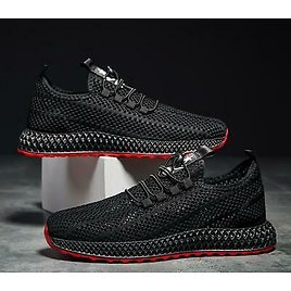 Mens Athletic Sneakers Tennis Walking Sports Running Casual Breathable Shoes