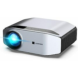 Full HD 1080P 7000 Lumens Home Office Theater Movie Video LCD Projector