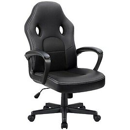 Gaming Office Chair - Black