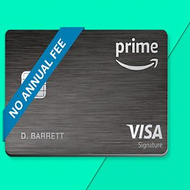 Get a $150 Amazon Gift Card instantly upon approval* (Prime Day 2021)