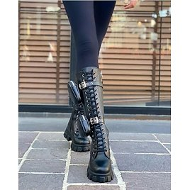 Black Leather Boots , Black Boots , Women Leather Boots , Women Black Boots , Black Shoes , Women Black Shoes , Shoes , Boots , Black Shoes