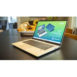 Acer Swift 3x Laptop Delivers An Intel Graphics Boost for Budding Creators