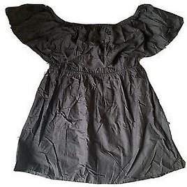Simply Yours Black Beach Cover Up Dress Size 22 UK Ladies Womens Holiday Clothes