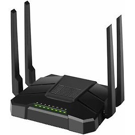 Posefly WiFi Router Dual Band Gigabit Wireless Internet Router PC Laptop1200mbps
