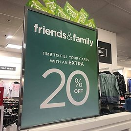 Up To 85% Off Friends & Family Sale + 20% Off (7/29)